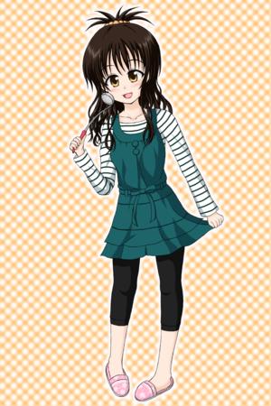 Mikan_apron03